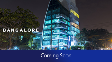 Innovation center in Bangalore is coming soon